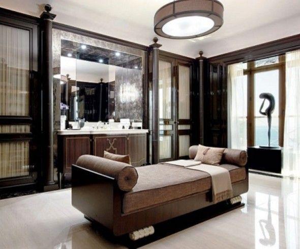47 idées de design de dressing luxueux et luxueux