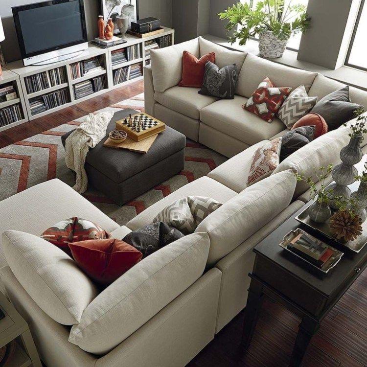49 idées de design sympas pour la salle familiale