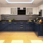 5 raisons pour lesquelles les conceptions de cuisine modulaires sont la dernière tendance en matière de décoration intérieure, #les #greens ...