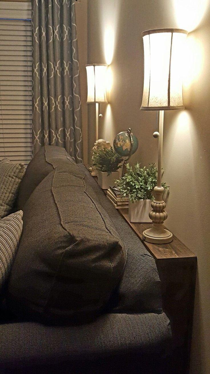 50 idées de salon et designs brillants pour les petits appartements