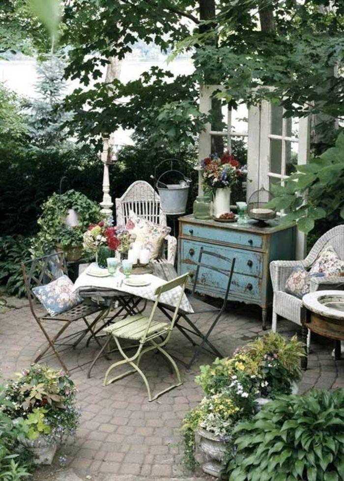 50 idées pour la décoration de table Garden-Party entre amis – Des exemples pour aller plus loin