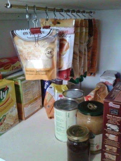 50 (nya) tips för att lagra allt i huset – Kök Ideer