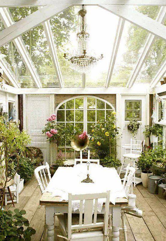 53 superbes idées de designs de solarium lumineux #outdoordecor