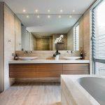 54 salles de bain Exemples de conception appropriée - Archzine.net