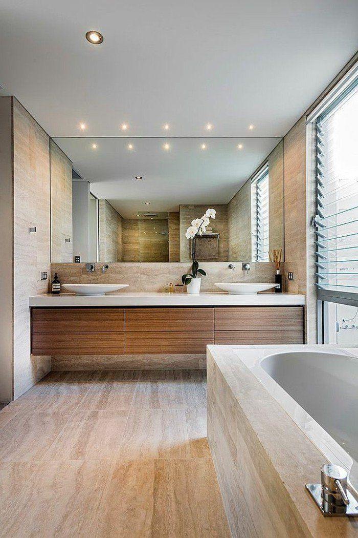 54 salles de bain Exemples de conception appropriée – Archzine.net
