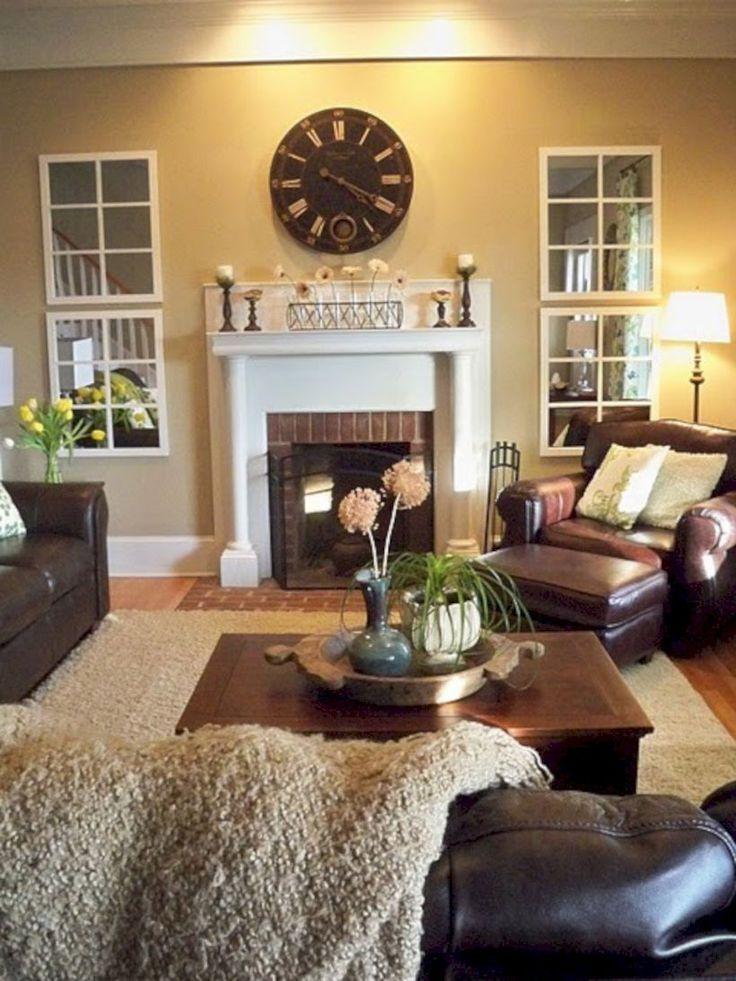 56 idées de rangements de meubles de salon magnifiques
