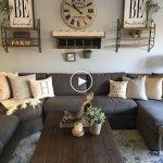 62 brillantes idées de décoration de salon et de conceptions pour les petites maisons ...