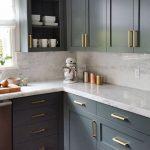 65 idées de meubles de cuisine gris créatifs pour votre cuisine 18 | lingoistica.com