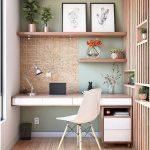 7 belles idées de bureau à la maison rendent confortable (pour une étude confortable)
