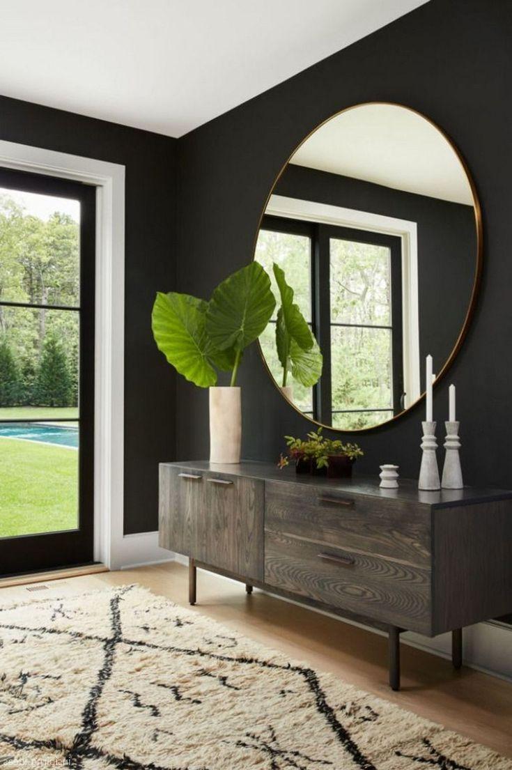 72 étonnantes idées de décoration de salon d'appartement moderne