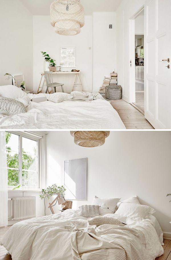 73+ Les idées de chambres scandinaves les plus impressionnantes