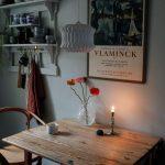 8 petites idées de table de cuisine pour votre maison