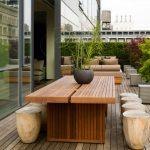 9 conception de salle à manger extérieure qui peut devenir votre inspiration