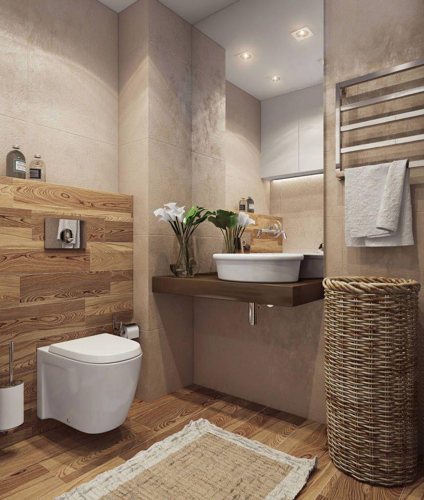 9 petites salles de bains que vous devriez voir avant de rénover les vôtres