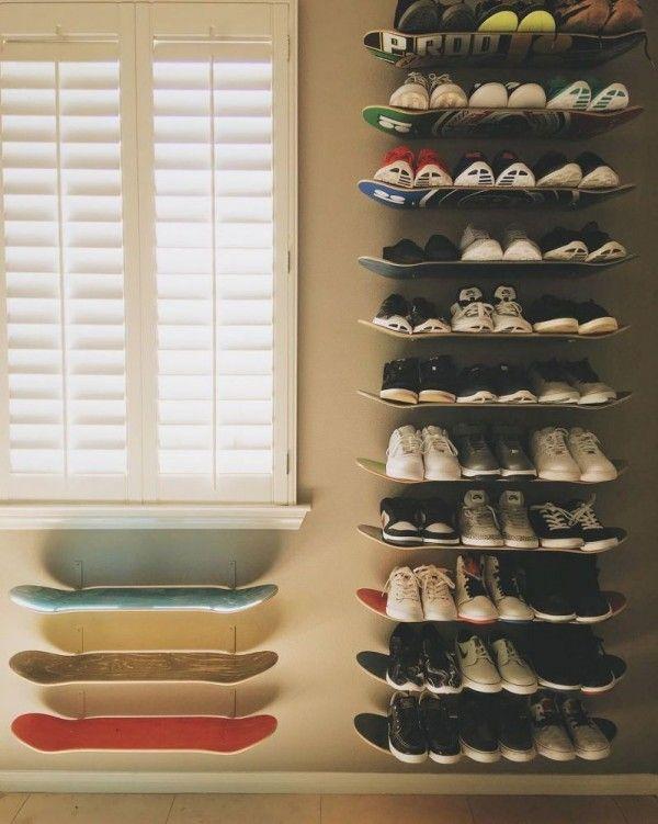 9. Patin à chaussures