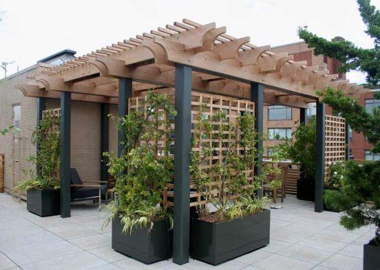 90 idées de designs de pergola parfaits pour le patio