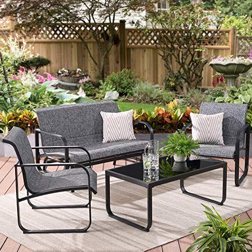 Ajoutez des sièges polyvalents à votre porche ou à votre terrasse avec des supports durables et élégants …