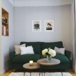 Appartement Paris 9 : rénovation studio de 28 m2 avec chambre