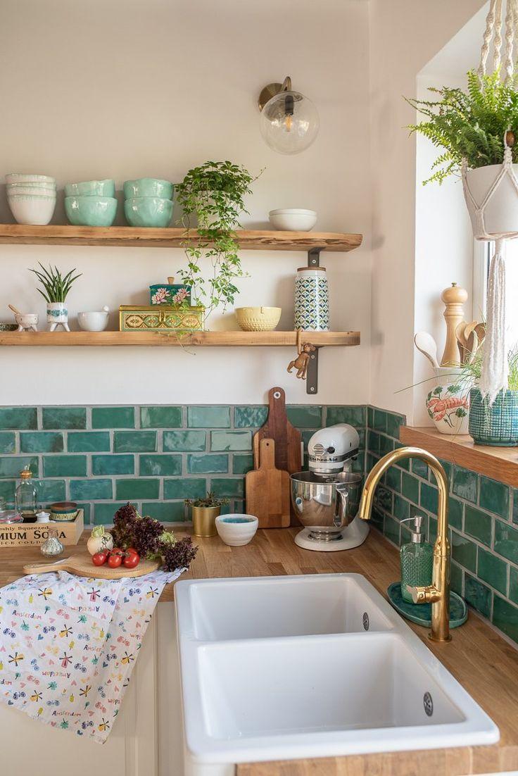 Après la rénovation – photos de la nouvelle cuisine