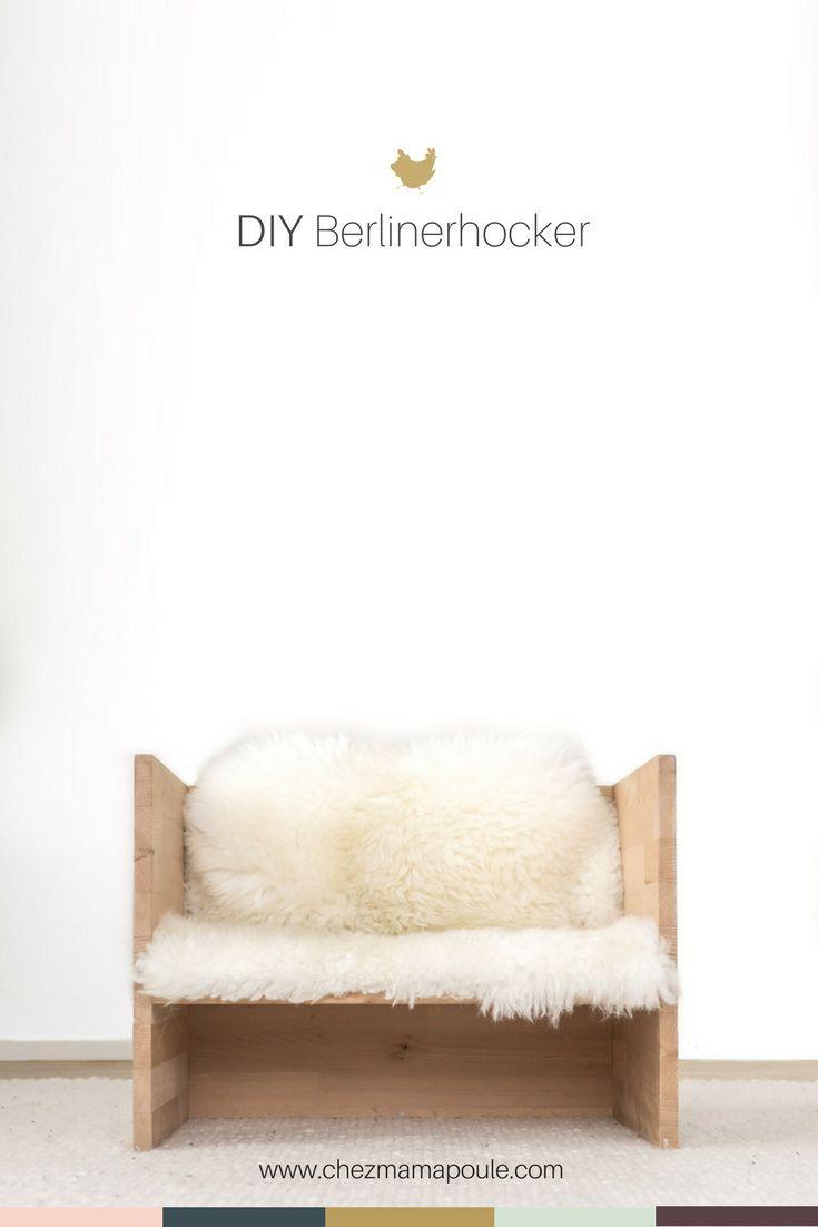 Armoire pour enfants avec tabouret Berliner: instructions de bricolage