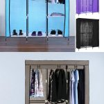 Armoires et penderies 103430: Home Space Saver, organisateurs de vêtements Cabinet Wardr ...