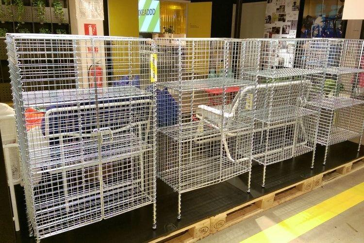 Armoires métalliques IKEA PS 2017