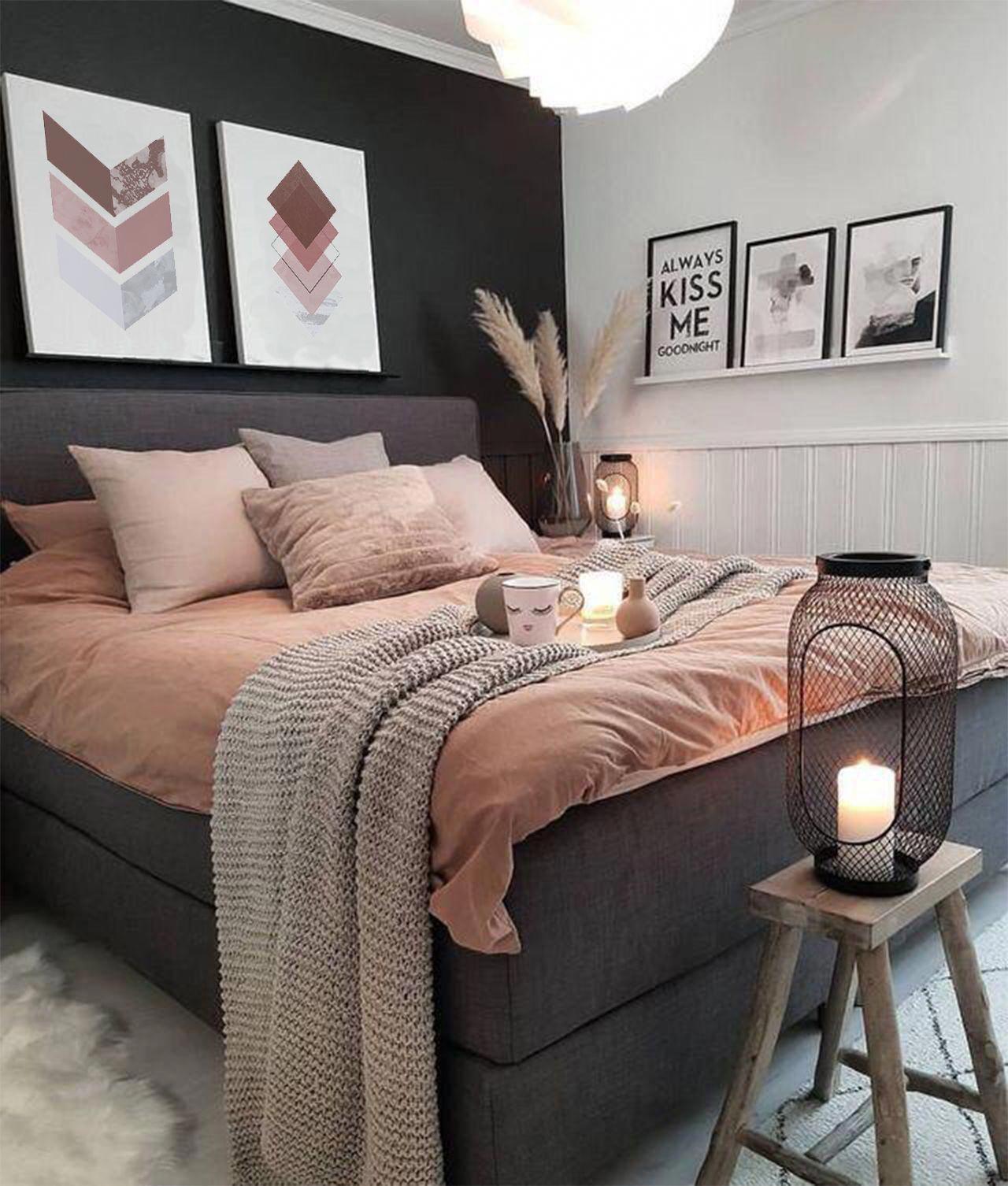 Art géométrique bourgogne et gris, Art géométrique, Minimalisme, Affiche abstraite, Ensemble de trois impressions, Ensemble de 3 impressions, Art mural de chambre à coucher, Au-dessus du lit