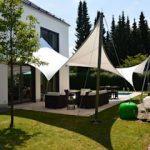 Auvent: terrasse par aeronautec gmbh, moderne
