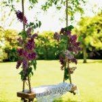 Balançoires de jardin - les meilleures idées pour cet été