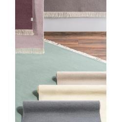 Benuta Naturals Tapis en laine Mala gris 120×170 cm – Tapis en fibres végétales de Wollebenuta.de