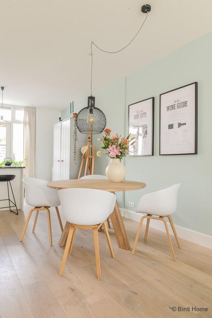 Binnenkijken bij Tessa: scandinave wonen met pastels (Binti Home Blog)