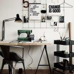 Black Wire Wall Grid + SHELF, Clips gratuits, Tableau Mémo en treillis métallique, Avis Grille en métal, Tableau d'affichage, Bloc-notes, Moodboard