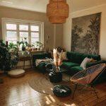 Bohème dernière et élégante décoration de la maison Design et idées de style de vie