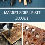 Bricolage: Bloc à couteaux en bois, bloc à couteaux suspendu / rangement ...