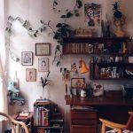 Bureau à domicile | design d'intérieur | Décoration de la maison | ... - # Bohémien #Adoration #De ...