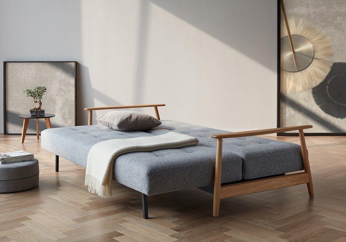 Canapé convertible banquette lit déco design