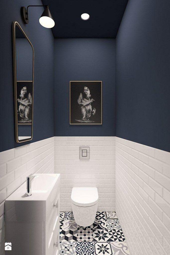 Carreaux de ciment dans la salle de bain : 20 idées inspirantes !