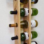 Casier à vin de palette récupéré. de BlueFoxFurnishings sur Etsy