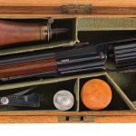 Cast extrêmement rare et exceptionnel, modèle Colt 1855, plein stock