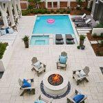 #Casual #Maison de vacances # Floride #with #style Les confortables chaises longues de ...