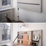 Ce bureau repliable imaginé par Doris Götz vous ... - #Bureau #Ce #Doris #Göt...