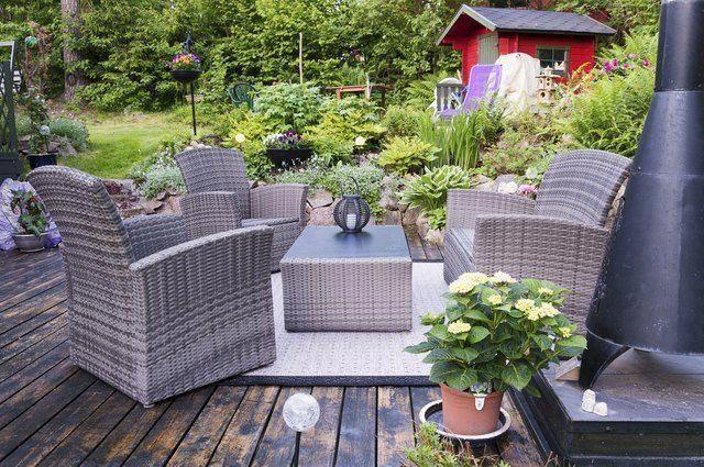 Cette photo étonnante est vraiment un concept de design exceptionnel. #patiofurnitureta …