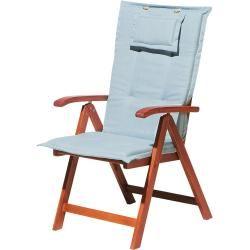 Chaise de jardin Edition Carte postale | beige | 85% coton, 15% polyester | Dimensions (cm): L: 50 H: 7 Jardin>