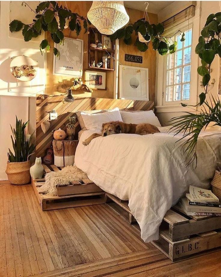 Chambre Boho # decoratinghome2018