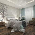Chambre à coucher adulte – 125 idées de déco chambre moderne