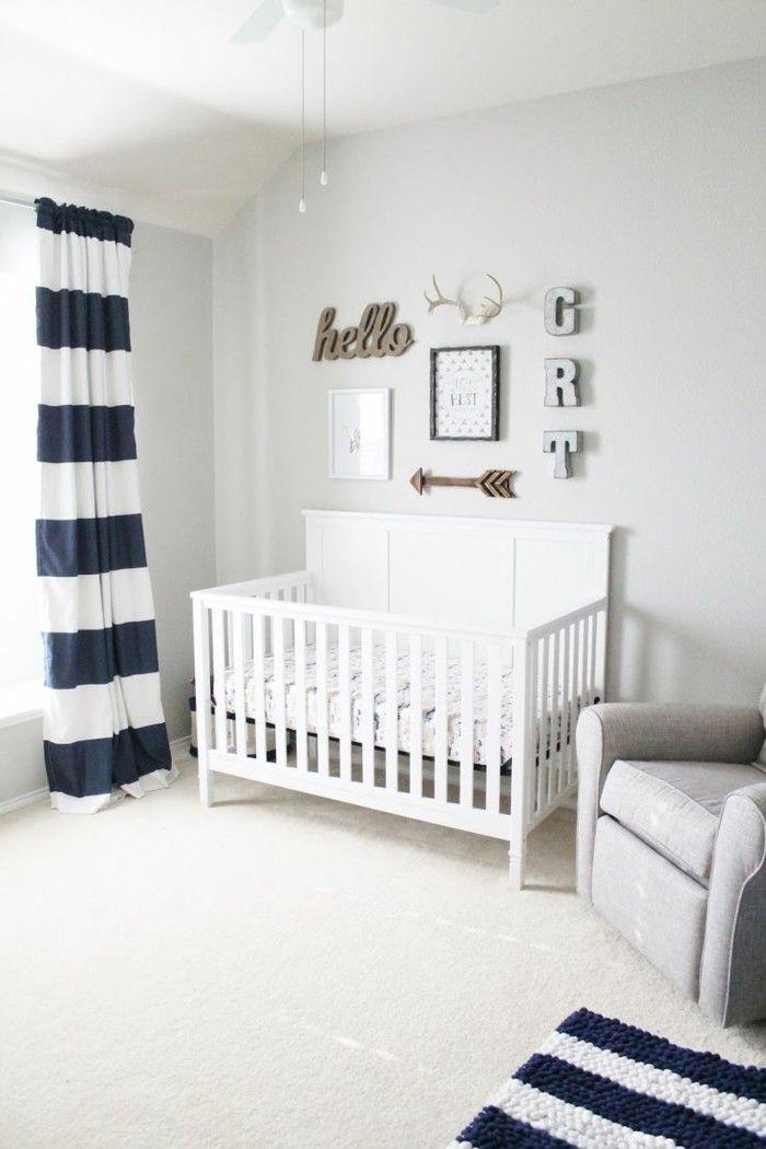 Chambre bébé Choisir et combiner les couleurs correctement