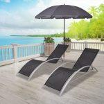 Charlita Sun Double Chaise Lounge