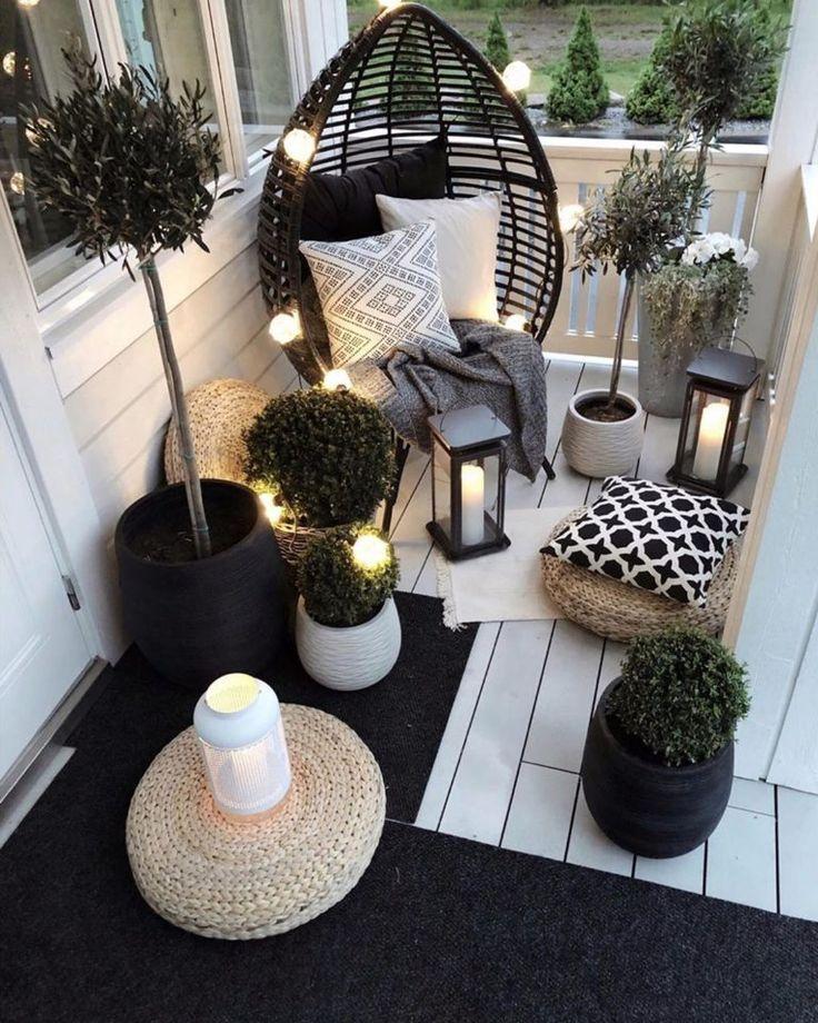 Comment décorer l'espace extérieur de votre maison? 30 bonnes idées à regarder