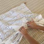 Comment faire des coutures sans rideaux