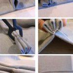 Comment faire des rideaux à plis - #curtains #pinch #pleat #rideau